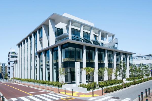 画像:神奈川県立図書館