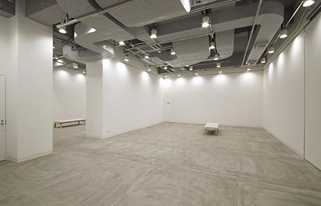 画像:地下展示室  photo:UESUGI Akira