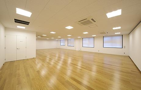 画像:4階アトリエ photo:UESUGI Akira