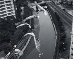 川は流れて港ヨコハマ(軽)