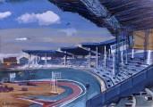 花月園競輪場