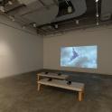 「新・今日の作家展2018 定点なき視点」 川村麻純《Tear Catcher》展示風景
