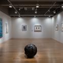「横浜市民ギャラリーコレクション展2019 昭和後期の現代美術 1964-1989」第1章:1964-1974(昭和39-48)展示風景