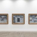 「横浜市民ギャラリーコレクション展2019 昭和後期の現代美術 1964-1989」特集展示:吉仲太造、その表現 展示風景