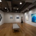 「横浜市民ギャラリーコレクション展2019 昭和後期の現代美術 1964-1989」第2章:1974-(昭和49-)展示風景