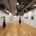 「横浜市民ギャラリーコレクション展2020 うつし、描かれた港と水辺」1.写真でみる戦後-昭和のミナト 横浜 展示風景 photo:Ken KATO