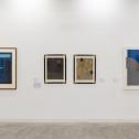 「横浜市民ギャラリーコレクション展2020 うつし、描かれた港と水辺」4.港と水辺 アラカルト-版画と漫画の多様な表現 展示風景 photo:Ken KATO