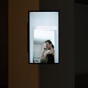 「新・今日の作家展2020 再生の空間」 地主麻衣子《ファッションと死》2020年 展示風景 photo:Ken KATO