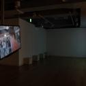 「新・今日の作家展2020 再生の空間」 地主麻衣子 作品展示風景 photo:Ken KATO