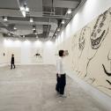 「新・今日の作家展2020 再生の空間」 山口啓介 作品展示風景 photo:Ken KATO